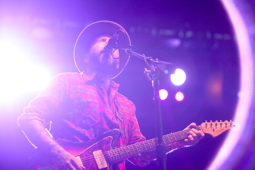 City and Colour @ FunFunfun 2014